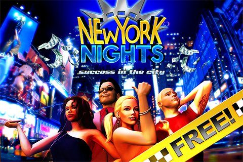 App Shopper: New York Nights: success in the city FREE (Games)