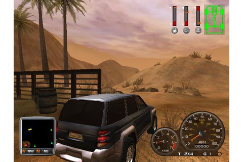 Cabela's 4x4 Off-Road Adventure 3 Game - Hellopcgames