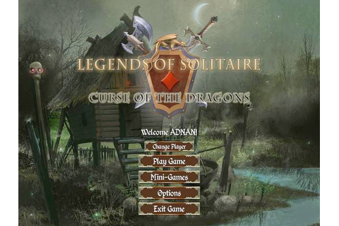 Legends of Solitaire 2: Curse of the Dragons ~ GETPCGAMESET