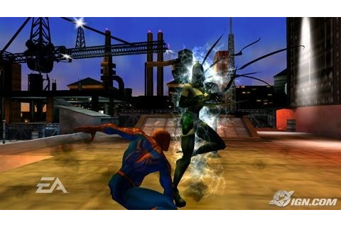 [PSP] Marvel Nemesis Rise of the Imperfects - Free Downloads