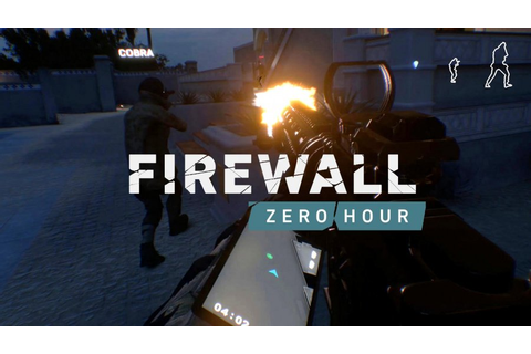 Firewall Zero Hour Turns Tactical on 28th August - Push Square