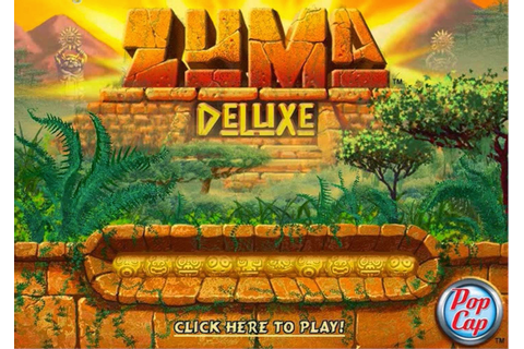 Zuma Deluxe Game Free Download Full Version For PC | One ...
