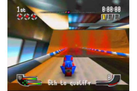 Extreme-G Game Sample - N64 - YouTube