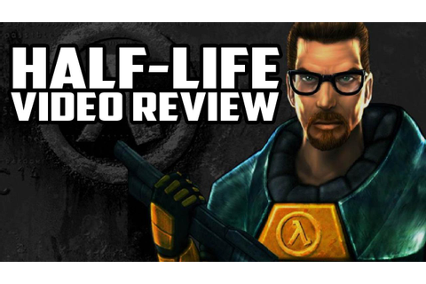 Half-Life PC Game Review - YouTube