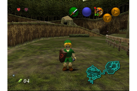 Download The Legend of Zelda: Ocarina of Time PC Games ...