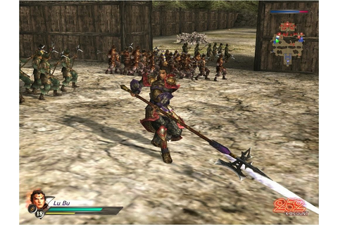 Dynasty Warriors 4 Hyper Game - Free Download Full Version ...