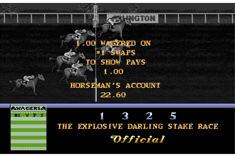 Arlington Horse Racing - Videogame by Strata