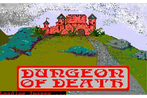 Dungeons of Death Download (1994 Role playing Game)