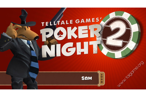 Poker Night 2 - Download Free Full Games | Card & Board games