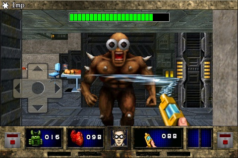 Doom II RPG iOS Game Review