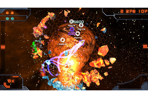 Super Stardust Delta Game | PSVITA - PlayStation
