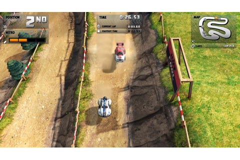Mini Motor Racing EVO Steam Review – Games That I Play