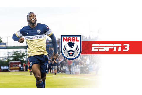 STREAM ON: NASL games can be seen on ESPN3 - Front Row Soccer