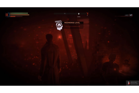 Vampyr: How to increase Mesmerize Level | RPG Site