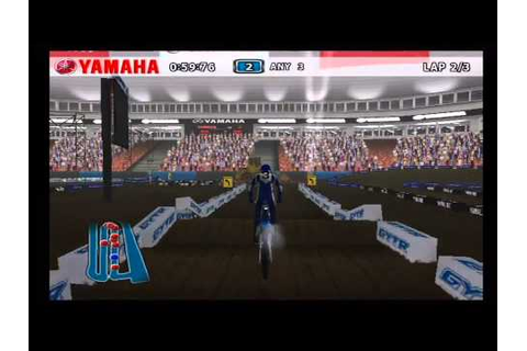 Yamaha Supercross Wii Gameplay - YouTube