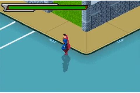 Neko Random: A Look Into Video Games: Superman: Countdown ...