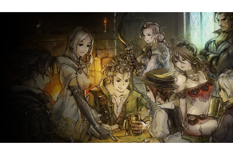 Octopath Traveler Let's Play Playlist - Gigamax Games