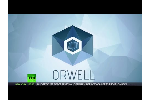 Snooping Online: 'Orwell' game puts users into shoes of ...