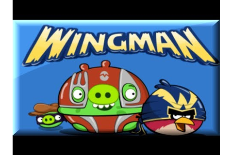 Angry Birds Friends NEW - WingMan Challenge - Angry Birds ...