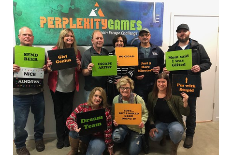 Perplexity Games Escape Room Cleveland - 2020 All You Need ...