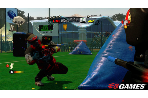 NPPL Championship Paintball 2009 (preowned) - EB Games ...