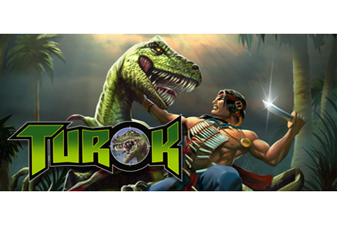 Save 60% on Turok on Steam
