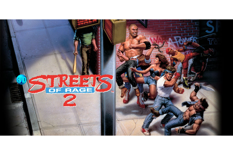3D Streets of Rage 2 | Nintendo 3DS download software ...