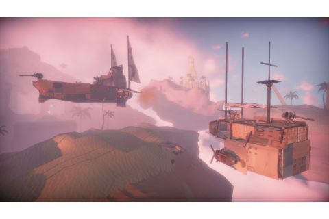 Worlds Adrift Enters Closed Beta | Pixel Judge
