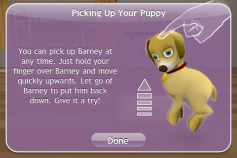 Touch Pets Dogs for iPhone - Download