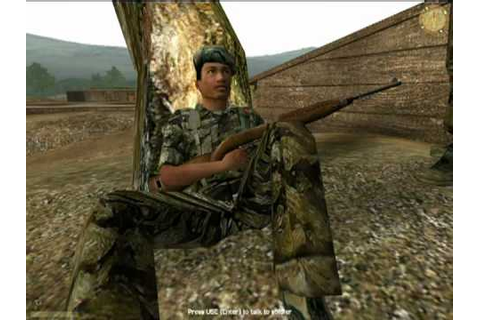 vietcong game: mission part 1 - YouTube