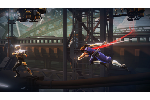 Strider (PS3 / PlayStation 3) News, Reviews, Trailer ...