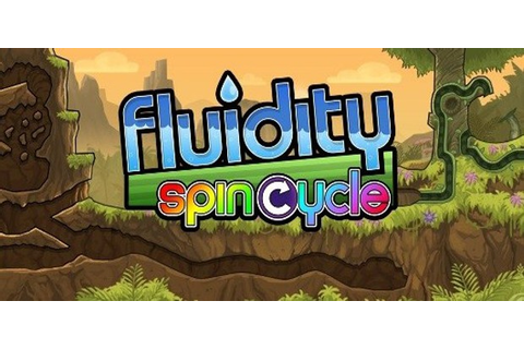 Review: Fluidity: Spin Cycle is a twisting, turning good ...