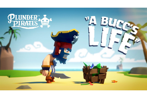 "Plunder Pirates in ""A Bucc's Life"" - YouTube"