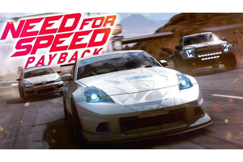 Need For Speed Payback: All you need to know about the ...