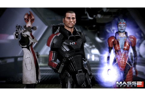 Gaming Thoughts... Mass Effect 2 - most memorable moments ...