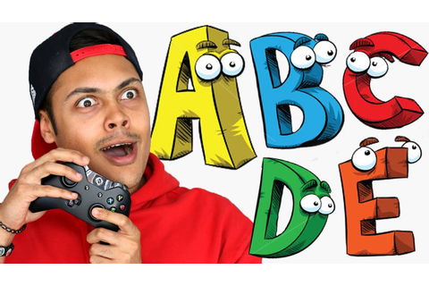 The Alphabet The Video Game (ABC Metamorphabet) - YouTube