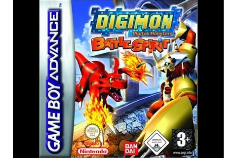 Nintendo 】☆【Game Boy Advance】☆【Digimon Battle Spirit ...