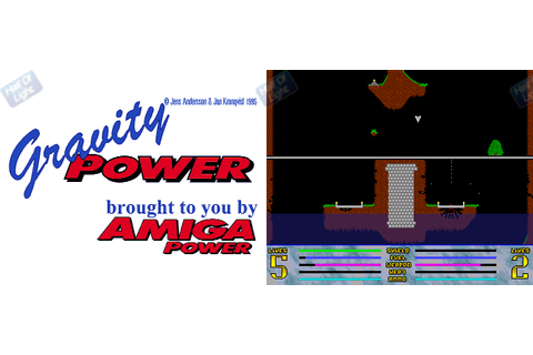Gravity Power : Hall Of Light – The database of Amiga games