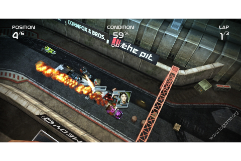 Death Rally - Download Free Full Games | Racing games
