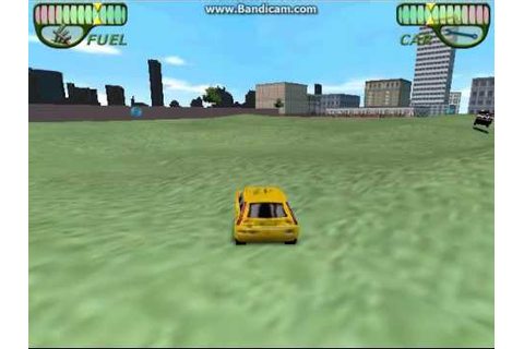 On The Run (shockwave Game) - YouTube