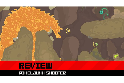 Review: PixelJunk Shooter