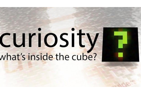 Curiosity: Whats in the cube | The Train2Game Blog