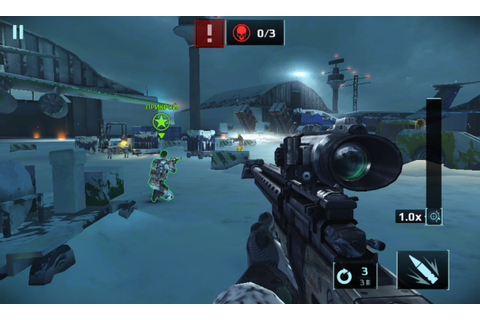 Sniper Fury – Games for Windows Phone – Free download ...