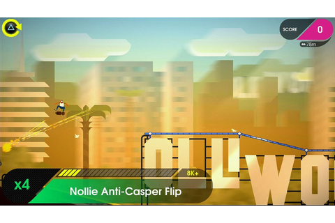 OlliOlli 2: Welcome to Olliwood (PS4 / PlayStation 4 ...