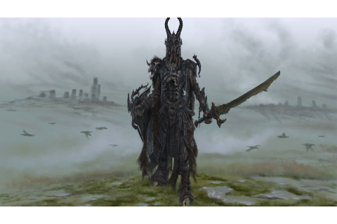 Draugr Deathlord - The Elder Scrolls V - Skyrim Wallpaper ...