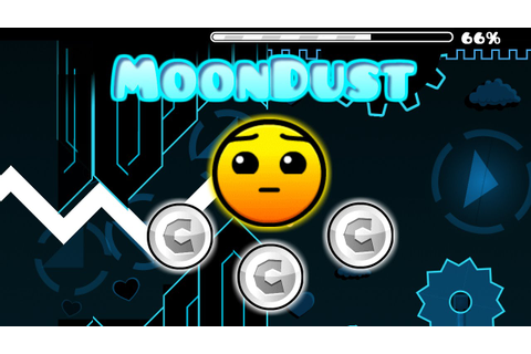 MoonDust [GD] - YouTube