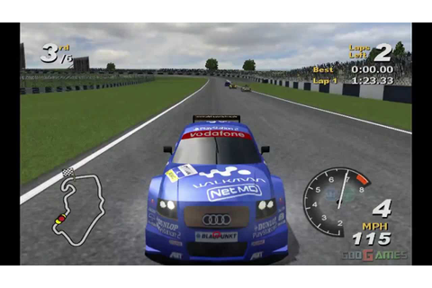 Total Immersion Racing - Gameplay Xbox HD 720P - YouTube