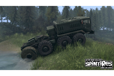 Spintires Game Wallpapers - 1366x768 - 379566