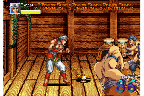 Arabian Fight (Mame) - Download Game PS1 PSP Roms Isos ...