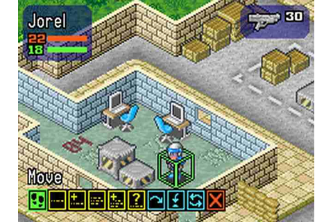Rebelstar: Tactical Command Screenshots, Page 3, Gameboy ...